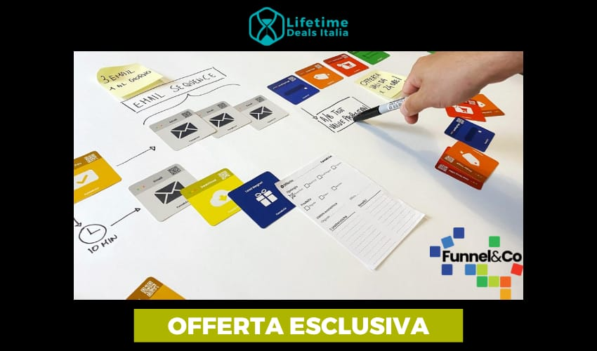 Funnel&Co Lifetime Deal Italia