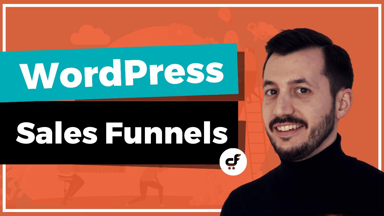 Creare Sales Funnel con Wordpress - Cartflows Tutorial