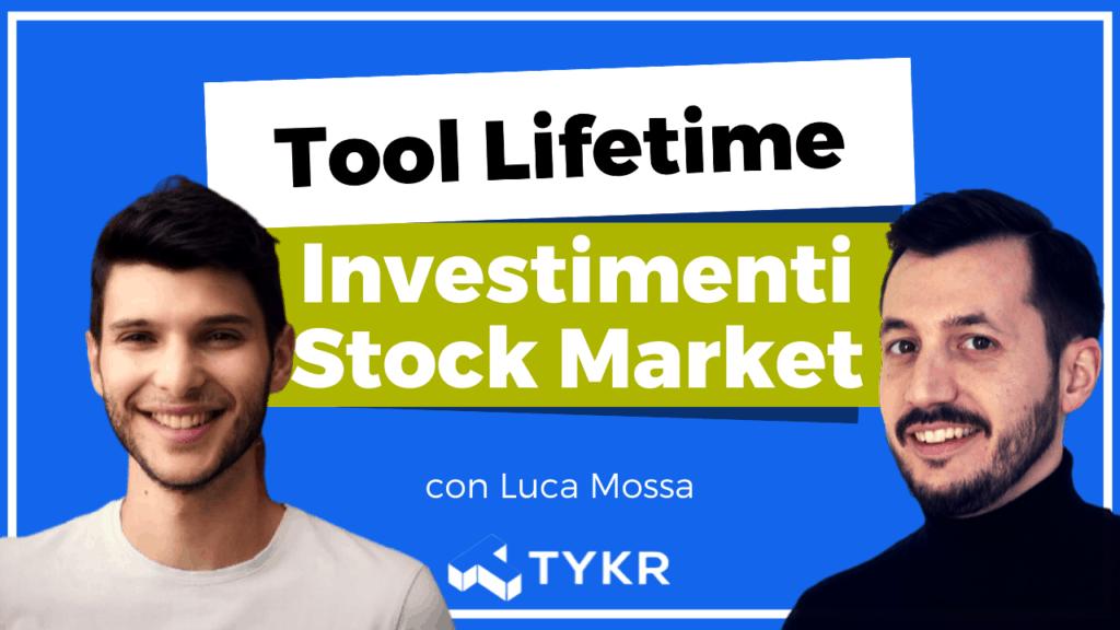 Tool per investimenti - TYKR - Intervista a Luca Mossa