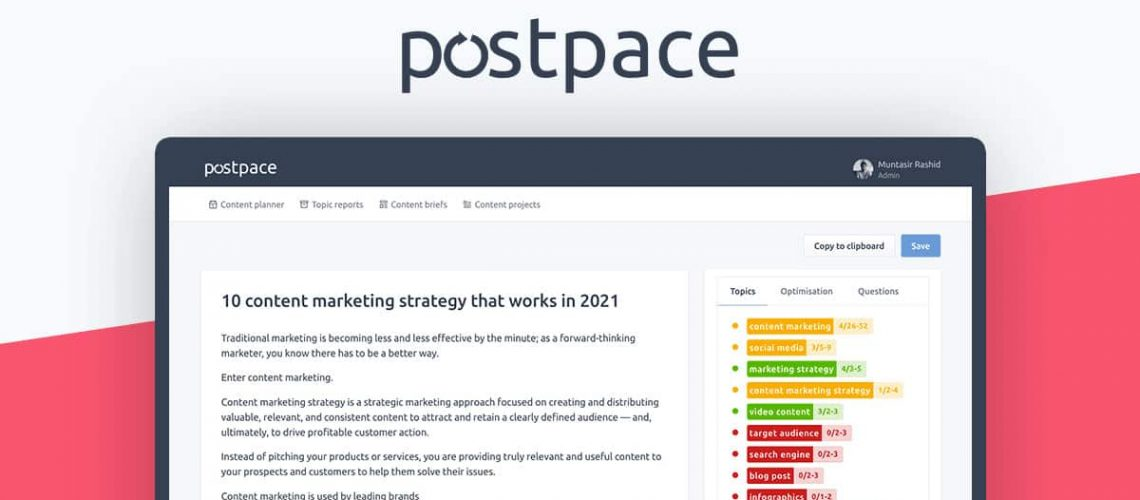 Postpace LIfetime Deals Italia
